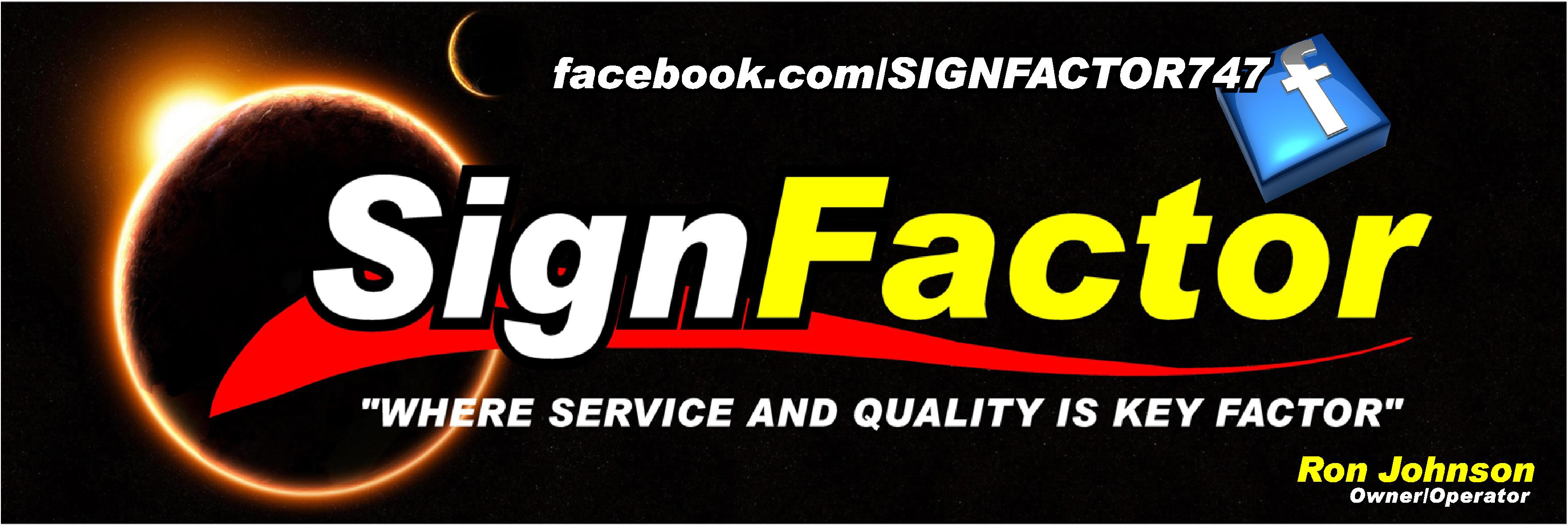 signfactor of fort myers home of signfactor vehicle wraps signs
